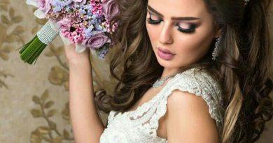 گیتی دخت بهترین سالن آرایش عروس در جهانشهر کرج